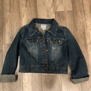 Old Navy Classic Jean Jacket